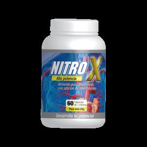 NitroX 60 CAP