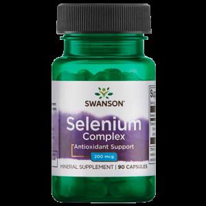 Selenium Swanson 90 cáps.