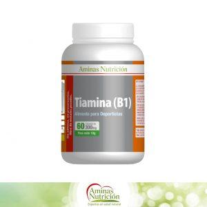 Tiamina (B1) 60 cáps.