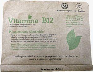 VITAMINA B12 90 PORC.