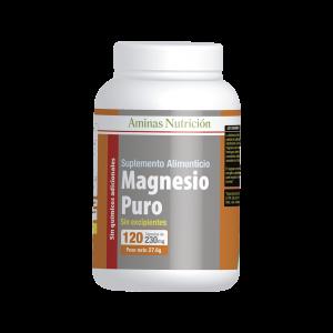 MAGNESIO PURO  120 CAPS
