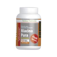 NIACINA PURA 120 CAPSULAS [FLUSH VERSION]