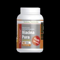 NIACINA PURA 90 CAPSULAS [FLUSH VERSION]