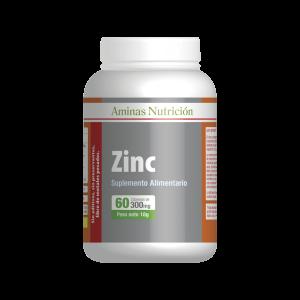 ZINC 60 CAPS 300 MG