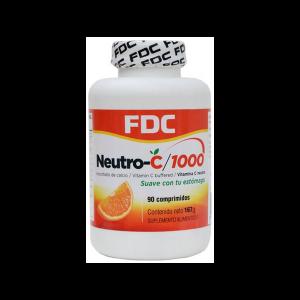VIT. C FDC NEUTRO C 1 GR.  90 CAP