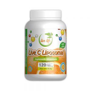 Live C Liposomal 120 cápsulas